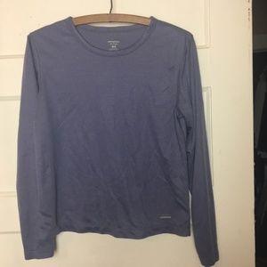 Patagonia Apilene Layering Long Sleeve Shirt sz SM